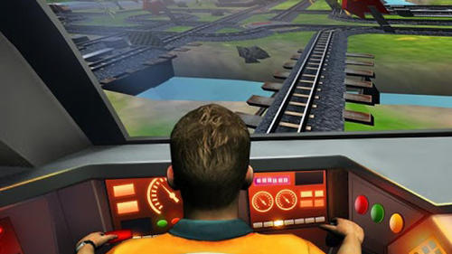 Train station conductor 3D para Android