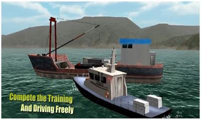 Vessel Self Driving (HK Ship) en español
