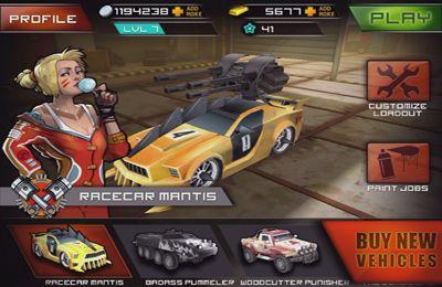 Multiplayerspiele: Lade Der Unzerstörbare auf dein Handy herunter