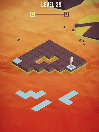 Path: Adventure puzzle captura de pantalla 1