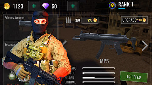 Zombie shooter hell 4 survival pour Android
