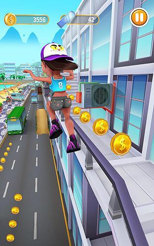Bus rush 2 für Android