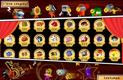 Arcade-Spiele: Lade Hr. Renner 2: Die Masken auf dein Handy herunter