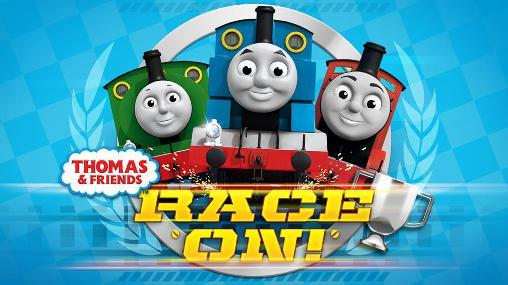 Thomas and friends: Race on! capture d'écran 1