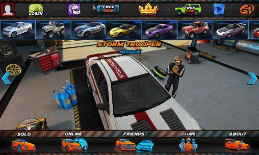 Dubai drift 2 für Android
