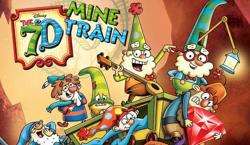 The 7D: Mine train icono