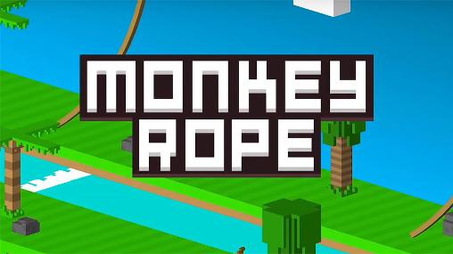 Monkey rope: Endless jumper icon