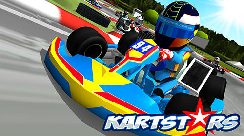 Kart stars screenshot 1