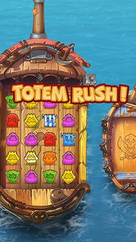 Totem rush: Match 3 game icon