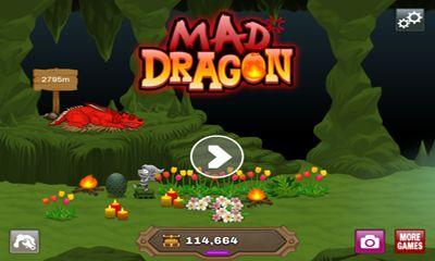 Mad Dragon Screenshot