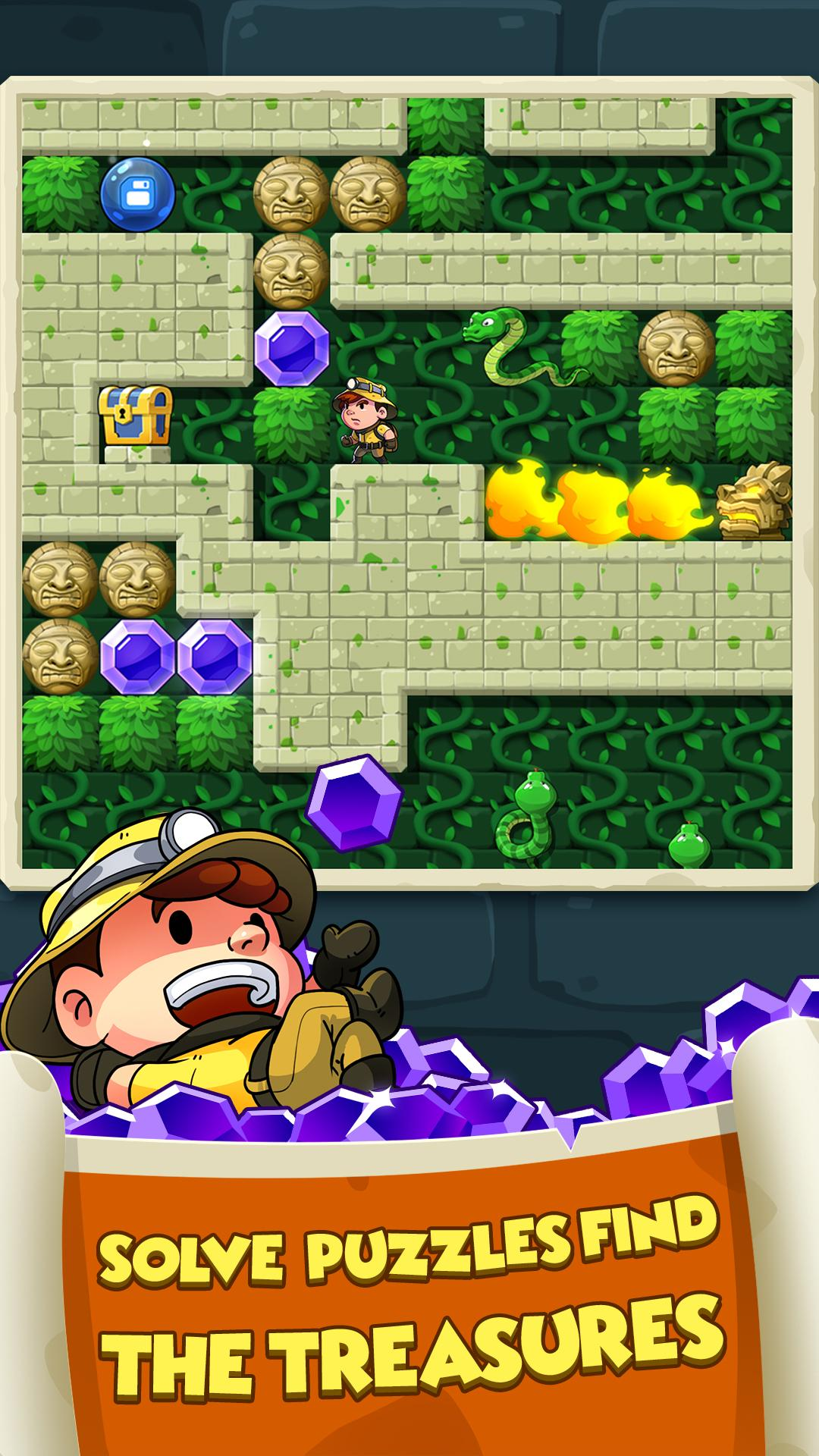 Android用 Diamond Quest: Don't Rush!