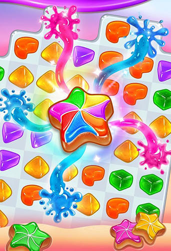 Gummy paradise captura de tela 1