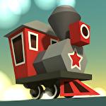 Brave train icône