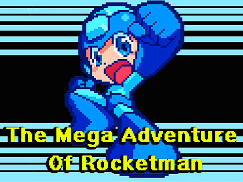 The mega adventure of Rocketman Screenshot