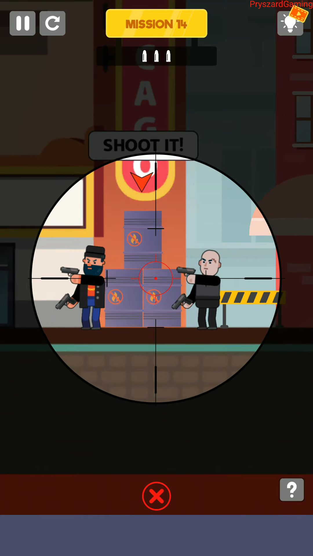 Sniper Captain para Android