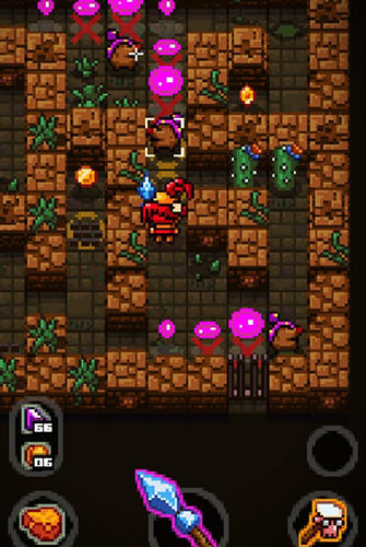 Rogue grinders: Dungeon crawler roguelike RPG para Android