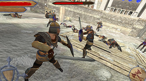 Vikings fight: North arena for Android