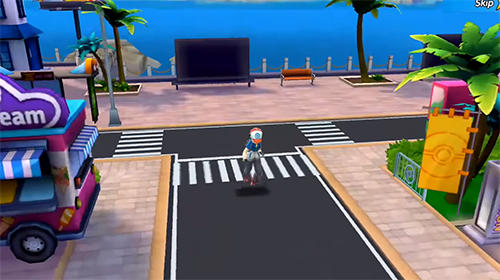 Trainer carnival Screenshot