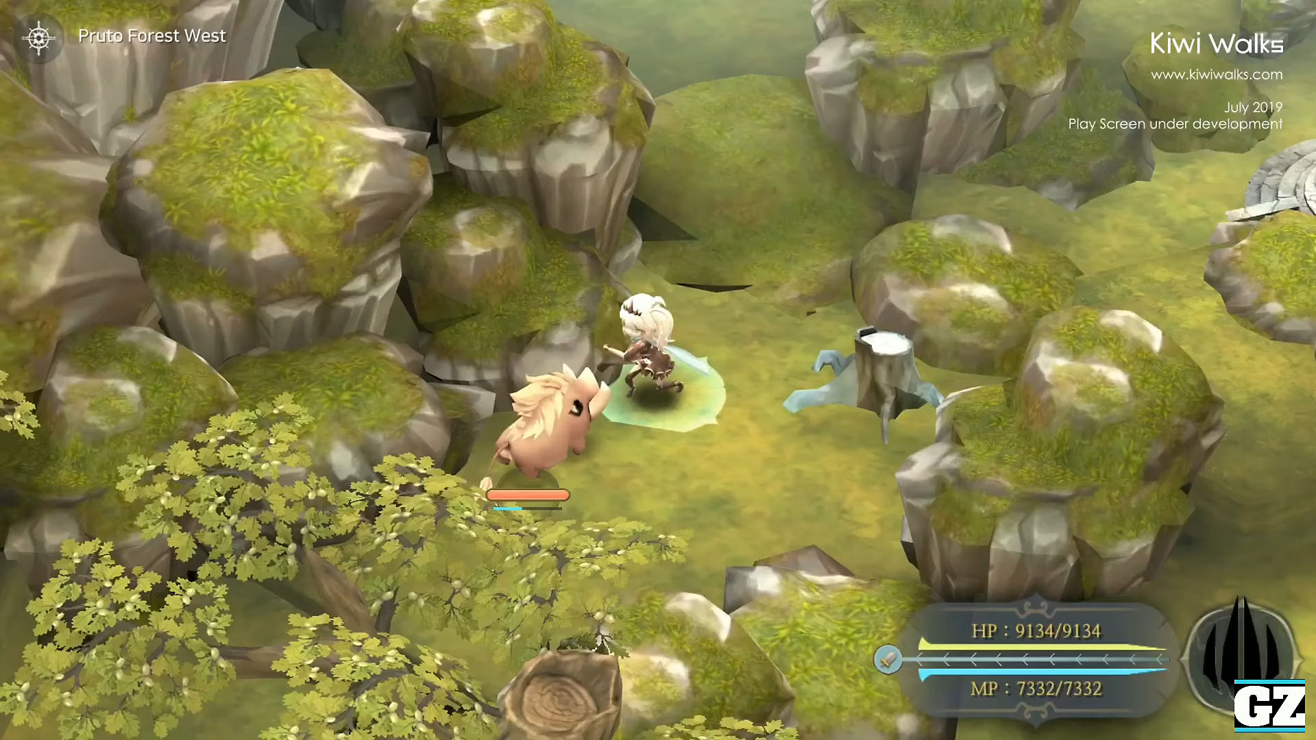 WitchSpring4 capture d'écran 1