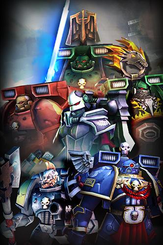 Jogos de ação Warhammer 40000: Carnage championspara smartphone