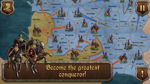 Strategy and tactics: Medieval wars для Android