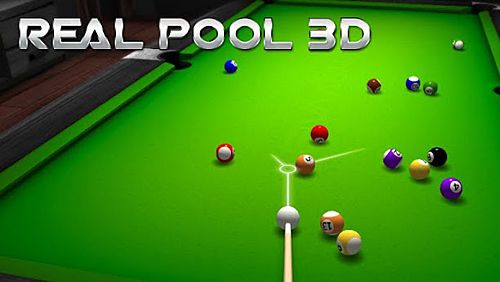 Screenshot Real pool 3D on iPhone