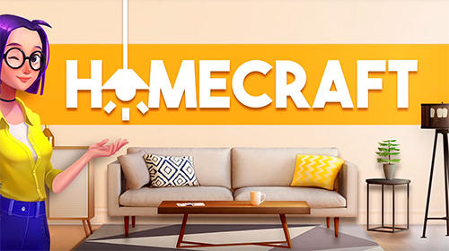 Homecraft: Home design game captura de pantalla 1