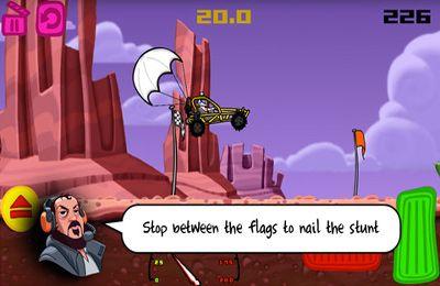 Arcade-Spiele: Lade Stuntman - Die Hollywoodjahre auf dein Handy herunter