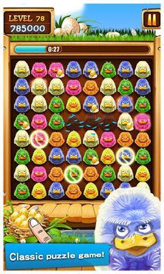 d'arcade Wacky Duck pour smartphone