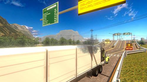Truck simulator 2019 screenshots