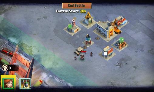 Clash of mafias скриншот 1