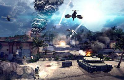 Shooters Modern Combat 4: Zero Hour in English