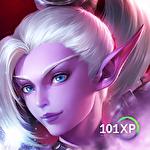 Era of legends: Fantasy MMORPG in your mobile Symbol