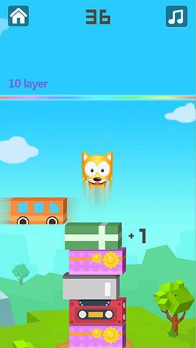 Keep  jump: Flappy block jump für Android