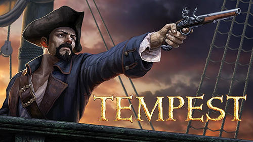 Tempest: Pirate action RPG captura de pantalla 1