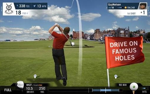 WGT golf mobile pour Android