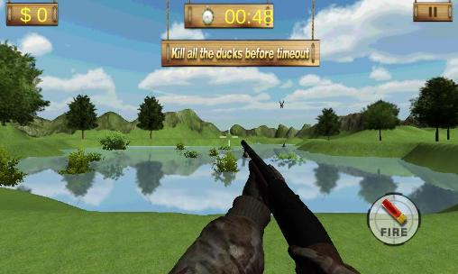Duck hunting 3D para Android