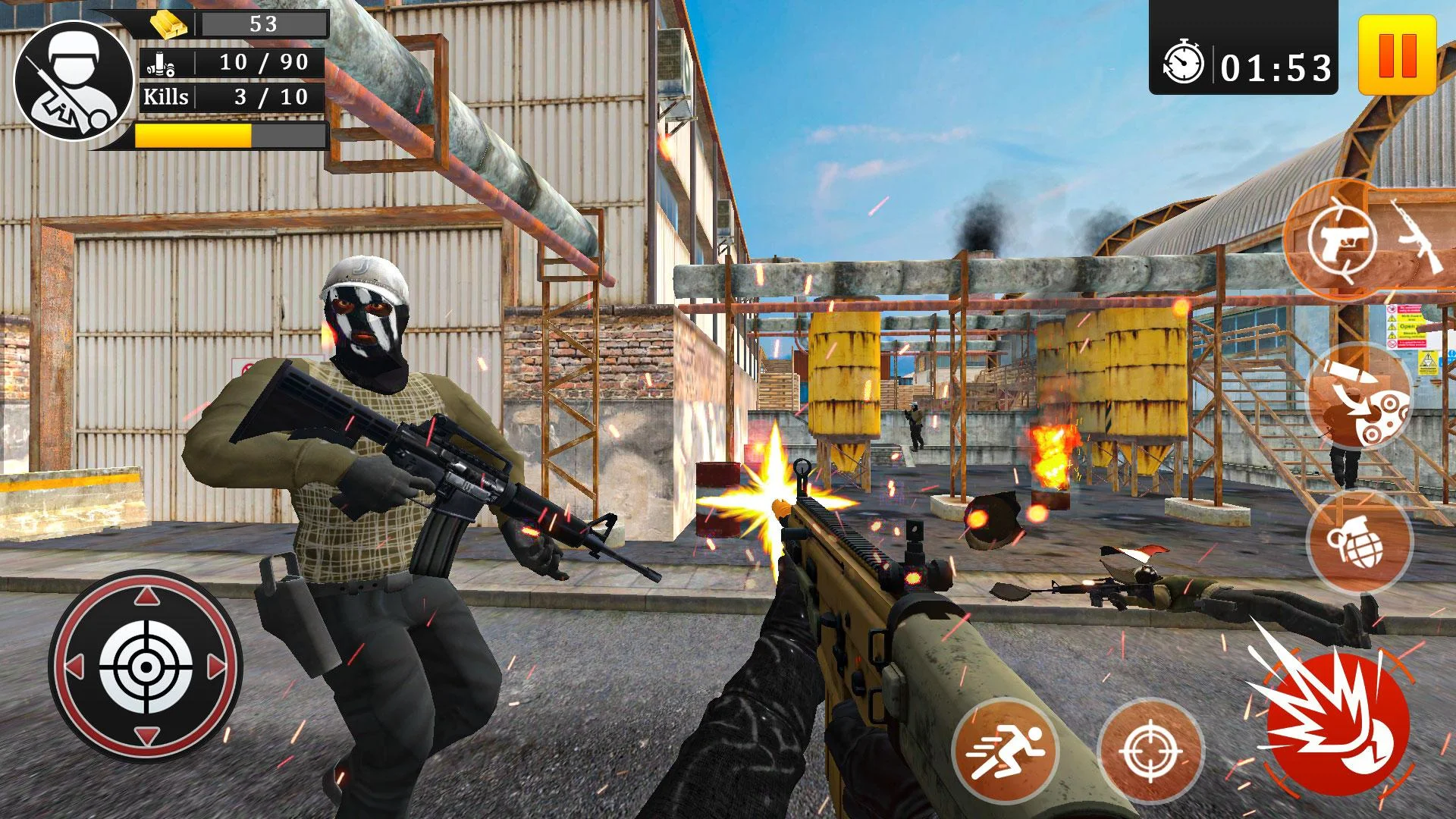 FPS Modern Strike: Counter Terrorist Shoot
