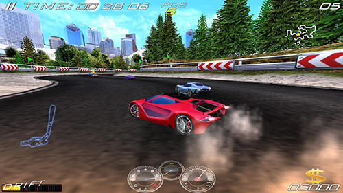 Fast speed race für Android