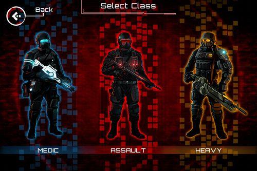 Multiplayerspiele: Lade SAS: Zombie Angriff 4 auf dein Handy herunter