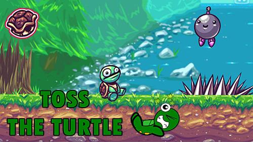Suрer toss the turtle captura de pantalla 1