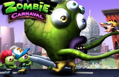 logo Zombie-Karneval