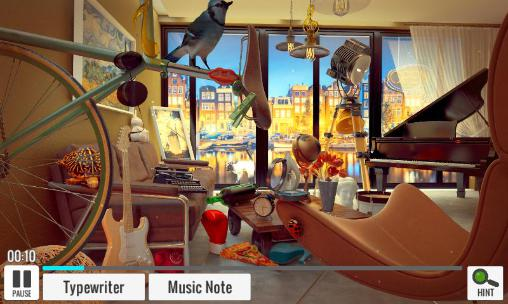 Hidden objects: Living room für Android