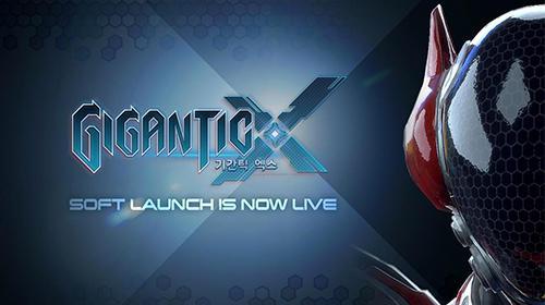 Gigantic X screenshot 1