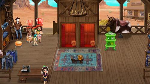 Arcade-Spiele Bella fashion design für das Smartphone