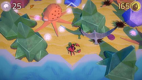 Crab outcapturas de pantalla