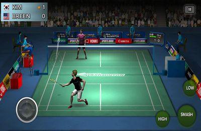 Simulation: Lade Echtes Badminton auf dein Handy herunter