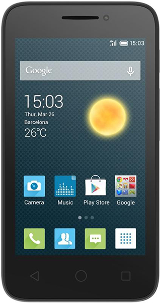 Descarga juegos para Alcatel One Touch Pixi First 4024D gratis.