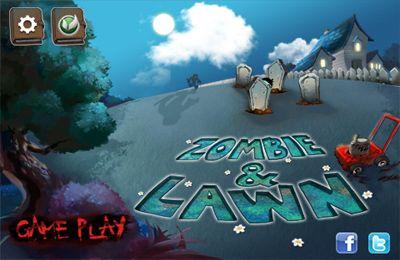 логотип Газонокосилка для Зомби