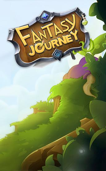 Fantasy journey: Match 3 game captura de tela 1